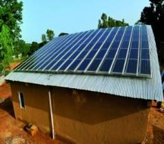 Schott Solar Senegal