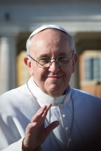 Pope Francesco I_Jeffrey Bruno